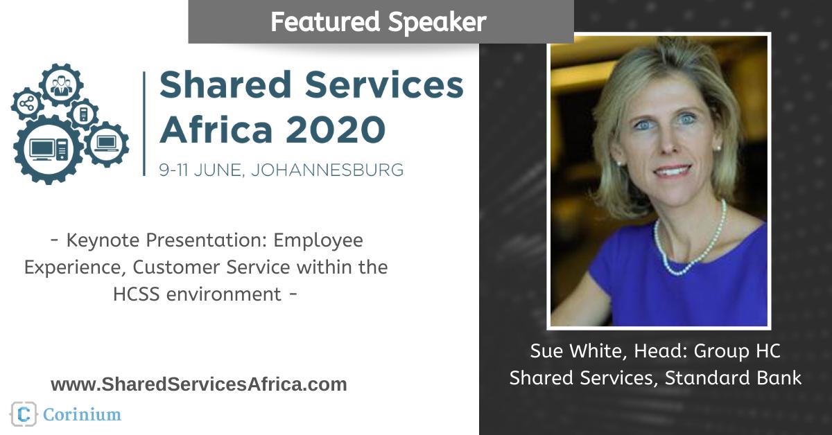 SSA Featured Speaker Sue White